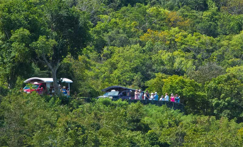 St John taxis and island tours